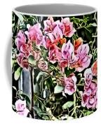 Flower Painting 0003 Coffee Mug
