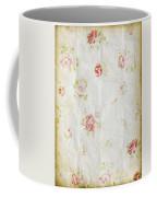 Flower Pattern Retro Design Coffee Mug by Setsiri Silapasuwanchai