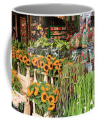 Flower Shop In Amsterdam Coffee Mug
