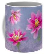 Flower Triplets Coffee Mug