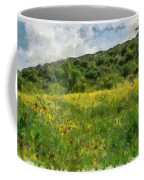 Flowering Fields Coffee Mug