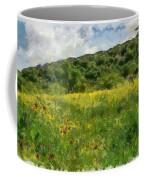 Flowering Fields Coffee Mug