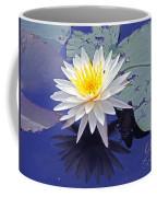 Flowering Lily-pad- St Marks Fl Coffee Mug