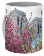 Flowering Notre Dame Coffee Mug