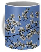 Flowering White Dogwood Coffee Mug