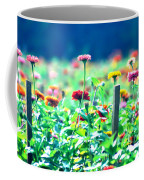 Flowers Everywhere Coffee Mug