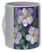 Flowers In Moonlight Coffee Mug