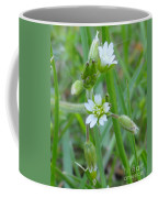 Flowers Of The Grass Coffee Mug