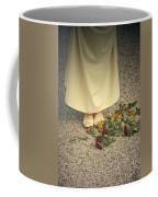 Flowers On The Street Coffee Mug by Joana Kruse