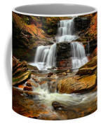 Flowing Down The Mountain Coffee Mug