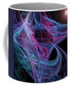 Flowing Energy II Coffee Mug