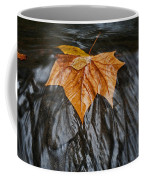 Flowing Leaf Coffee Mug