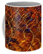 Flowing Water Of The Elwha Coffee Mug