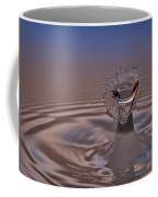 Fluid Flower Coffee Mug