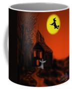 Fly By Night Coffee Mug by Kevin Caudill