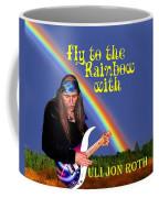 Fly To The Rainbow With Uli Jon Roth Coffee Mug