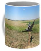 Flying Baby Pandas. North Dakota. Coffee Mug