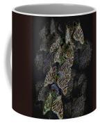 Flying Diamonds At Rest Coffee Mug