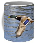 Flying Duck Coffee Mug