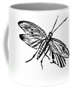 Flying Insect Coffee Mug