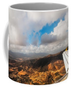 Flying Over Spanish Land IIi Coffee Mug