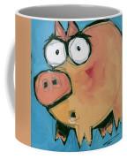 Flying Pig 1 Coffee Mug