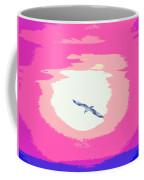 Flying To Heaven Coffee Mug