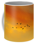 Flying To The Roost Coffee Mug