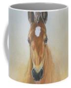 Foal Study Coffee Mug