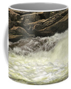 Foamy Cascade Coffee Mug
