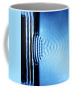 Focusing Water Waves Coffee Mug