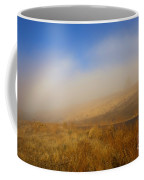 Fog Bow At Lookout Point Coffee Mug