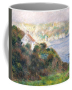 Fog On Guernsey Coffee Mug