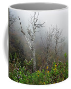 Foggy Day On The Blueridge Coffee Mug