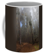 Foggy Poli Poli Coffee Mug