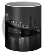Foggy Portland Night Coffee Mug