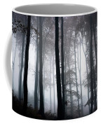 Foggy Woods Ireland Coffee Mug