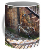 Folding Bicycle Antigua Coffee Mug