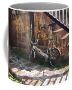 Folding Bicycle Antigua Coffee Mug
