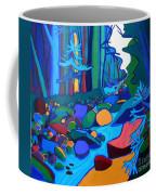 Follow The River Jackson Nh Coffee Mug