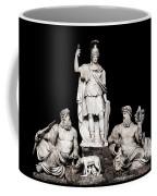 Fontana Della Dea Roma Tra Il Tevere E L'aniene Coffee Mug by Fabrizio Troiani