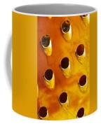 Food Grater Abstract 4 A Coffee Mug