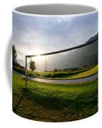 Football Goal Coffee Mug