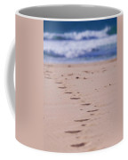 Footprints Coffee Mug