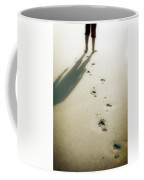 Footsteps Coffee Mug