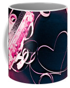 For The Love Of Music Coffee Mug