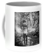 For Thou Art With Me Coffee Mug