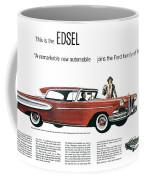 Ford Cars: Edsel, 1957 Coffee Mug