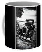 Ford Model T Film Noir Coffee Mug by Bill Cannon