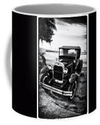 Ford Model T Film Noir Coffee Mug